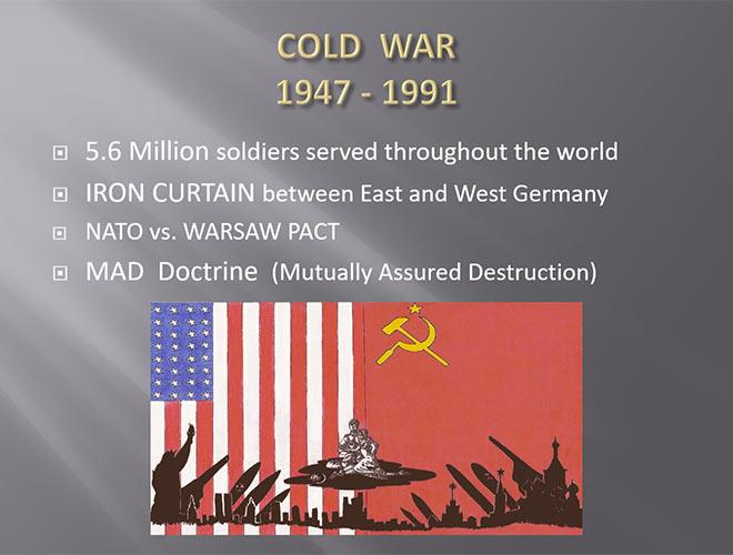 Cold War Statistics